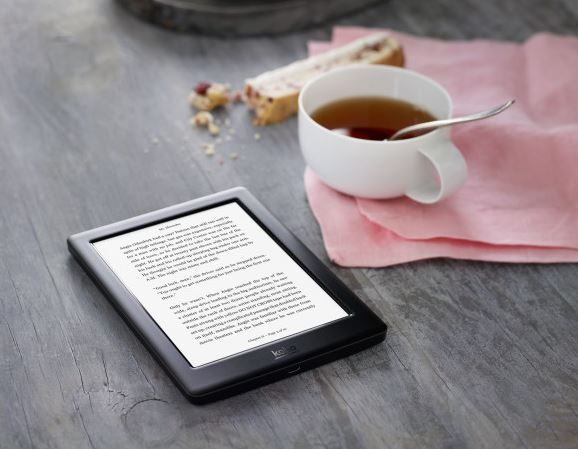 Το ιδανικό πρωινό! ‪#‎breakfast‬ ‪#‎ereader‬ ‪#‎reading‬ ‪#‎book‬ ‪#‎ebook‬