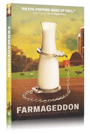Americans right to access fresh, healthy foods of their choice is under attack. Farmageddon tells the story of small, family farms that were providing safe, healthy foods to their communities and were forced to stop, sometimes through violent action, by agents of misguided government bureaucracies, and seeks to figure out why.