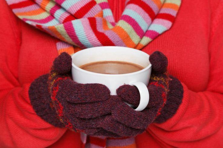 Warming Mugs of Cocoa