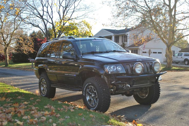 Lift Kits For Jeeps >> 2004 Jeep Grand Cherokee Freedom Edition   lifted trucks   Jeep, Jeep grand cherokee, Jeep wj