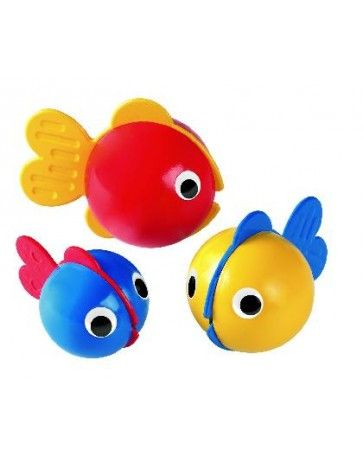 Bath Toys - Ambi Toys Bubble Fish
