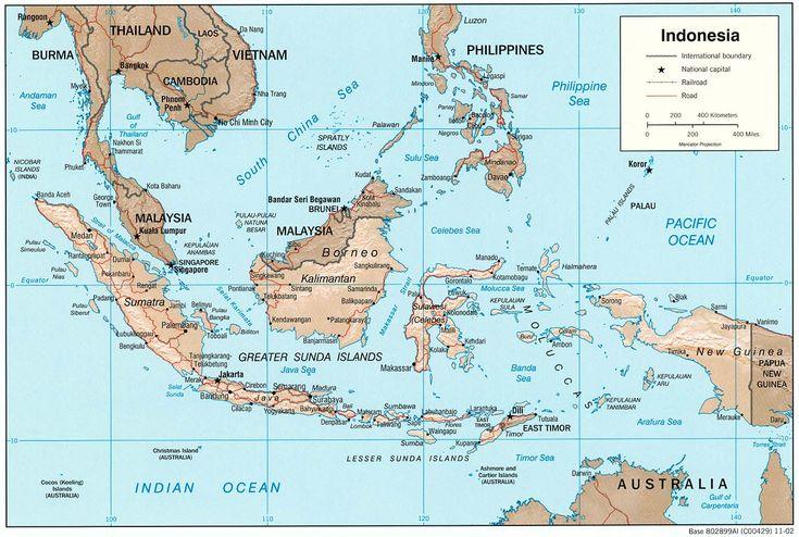 `Indonesia`