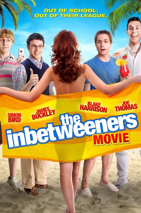 The Inbetweeners Poster Artwork - Simon Bird, James Buckley, Blake Harrison - http://www.movie-poster-artwork-finder.com/the-inbetweeners-poster-artwork-simon-bird-james-buckley-blake-harrison/