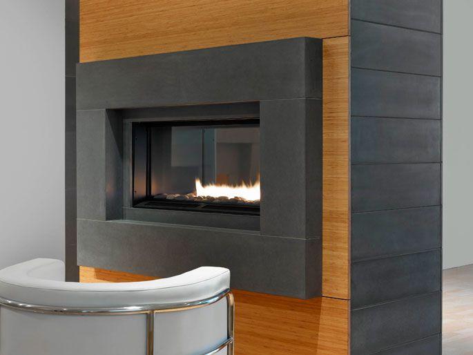 Linnea Modern Fireplace Surrounds