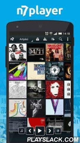 N7player Music Player  Android App - playslack.com ,  n7player Music Player is an intuitive audio player giving you an innovative way to browse your music. It provides advanced features in a user-friendly interface.Quick access to currently playing songs allows for total control in a handy way. Because the ease of use, this app is perfect for beginners but its countless features will satisfy even the most demanding and advanced users.All music at your fingertipsDon't search for your music…