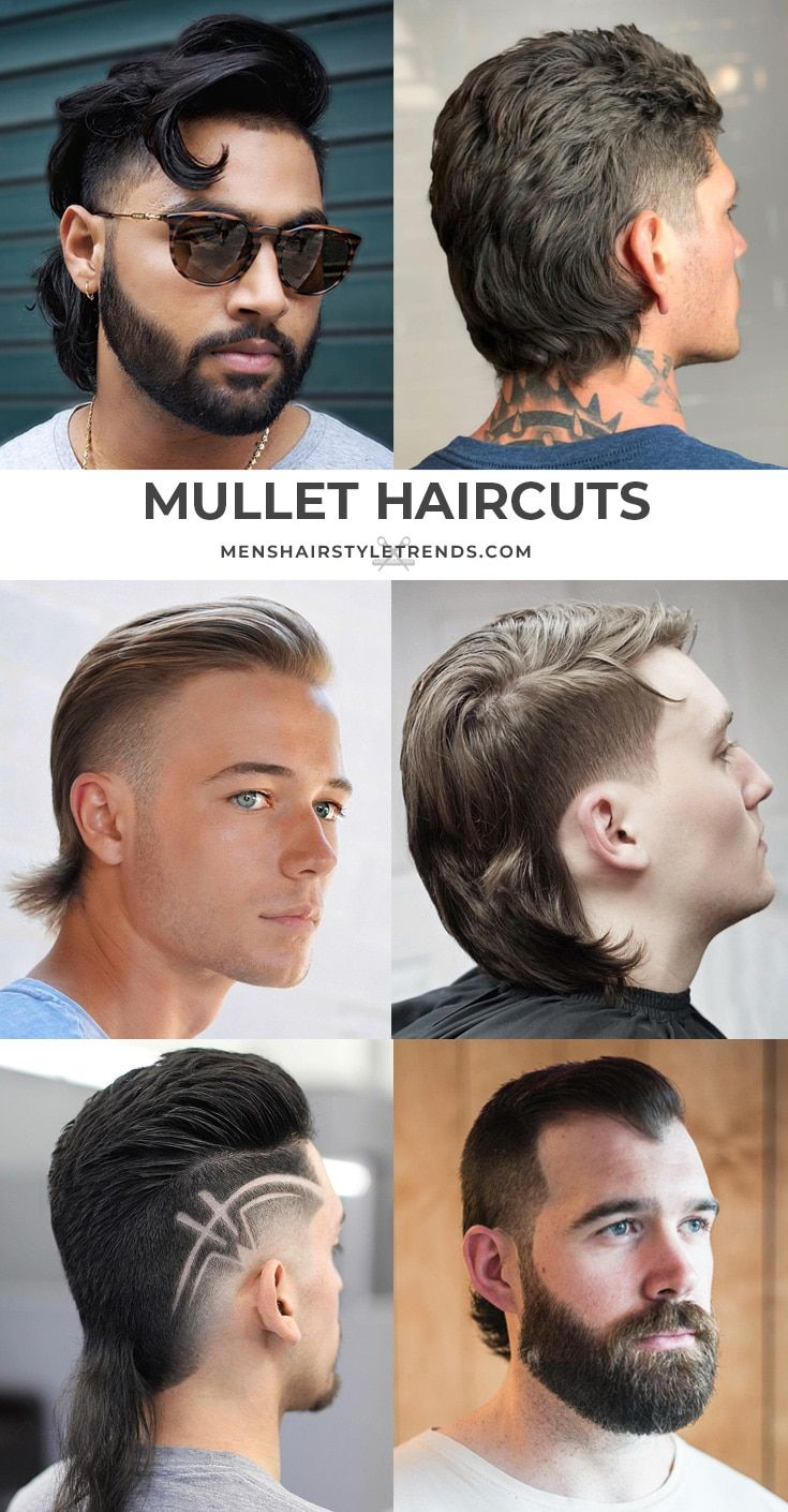 mullet haircut excellence hairstyles gallery 25 crazy mullets for men 2020 styles mohawk hairstyles
