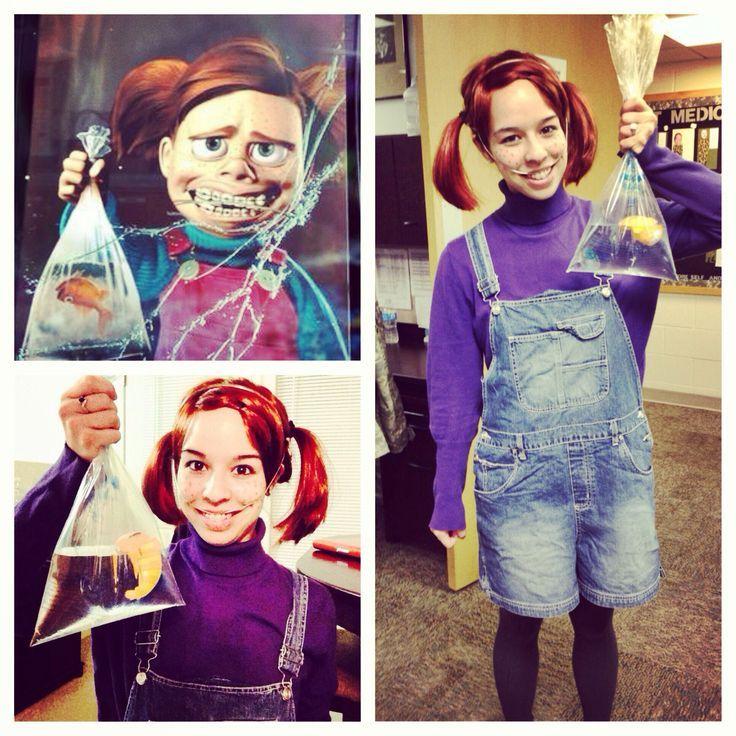 Darla Finding Nemo Costume   LaughingLeslie   Pinterest