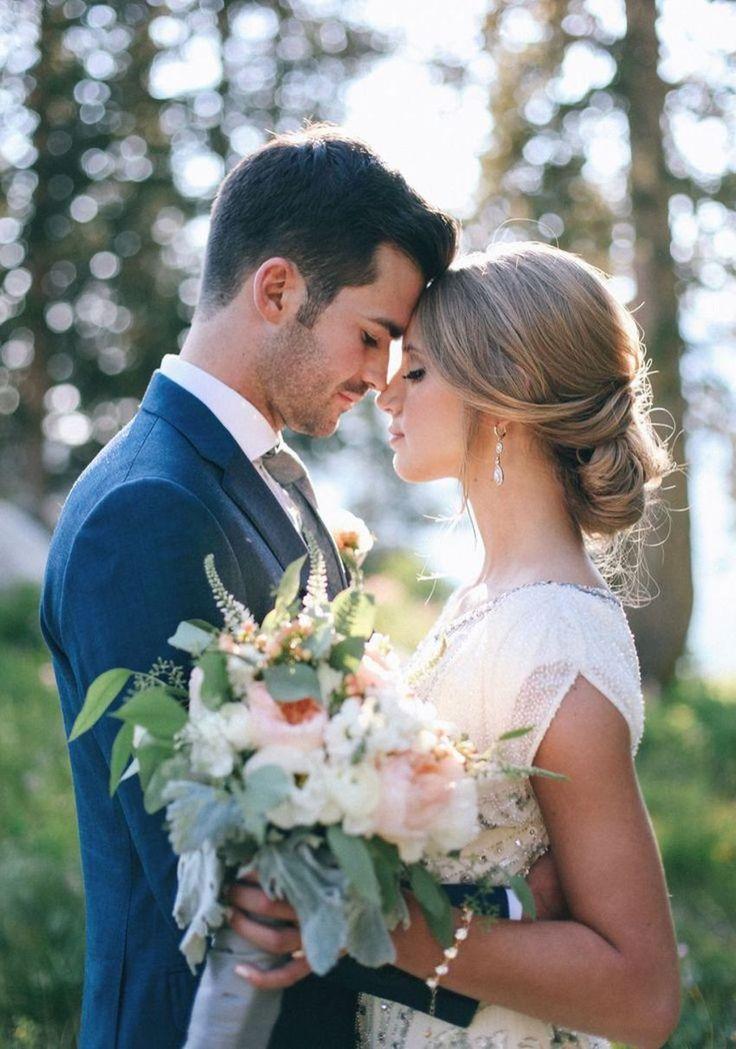 Bride and groom wedding photography ideas 39