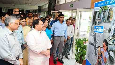 Commitment at all levels essential to check Dengue: Nadda