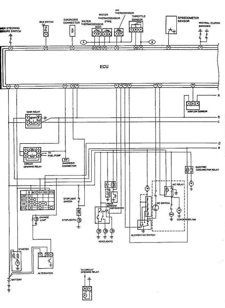 2 Way Switch Diagram Wiring Schaltplan Buick Nissan Altima