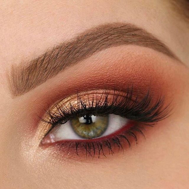 When warm mattes meet hot shimmers you get a look like this. @taniawallerx3 using our Ablaze #CoverShotPalette, now back in stock on smashbox.com! #regram