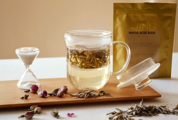 NATURE IN THE HOME WITH Jing Tea…