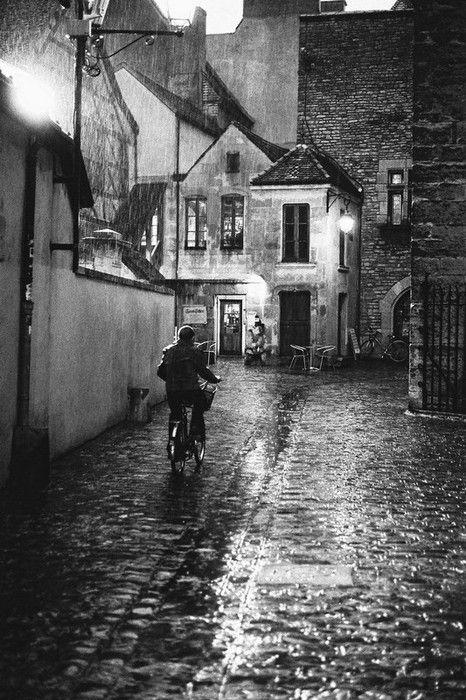 Rue de la Chouette, Dijon, Bourgogne, France