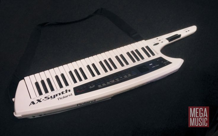 The one and only Roland AX-Synth #roland #rolandax #rolandaxsynth #rolandsynthesizer #synthesizer