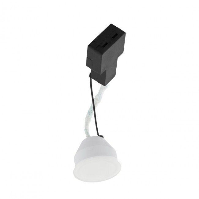 EGLO MODULE LED Modul 400lm für GU10 / MR16 Einbaulampen ET 50mm, extra flach, für flache decken wo wenig platz ist