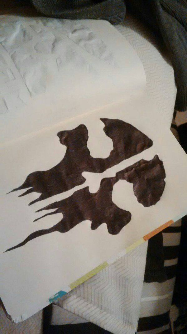 Call of Duty Ghosts Symbol by Ashattack42