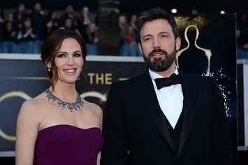 Ben Affleck And Jennifer Garner To Divorce