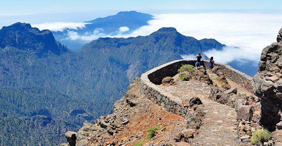 Roque de los Muchachos - La Palma / Kanaren
