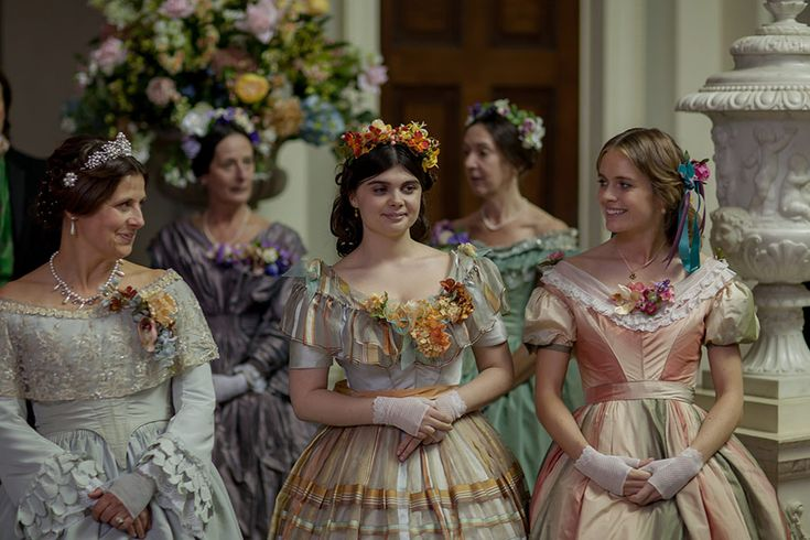 She's the belle of the ball! Cressida Bonas to star in ITV's Doctor Thorne - Photo 3