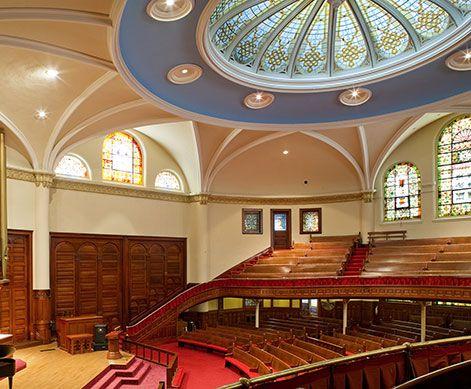 Historic Wesley Center Minneapolis MN 55403