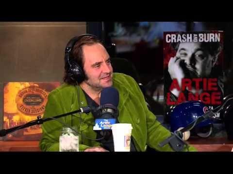 The Artie Lange Show - Rick Shapiro (in-studio) Part 1 - YouTube