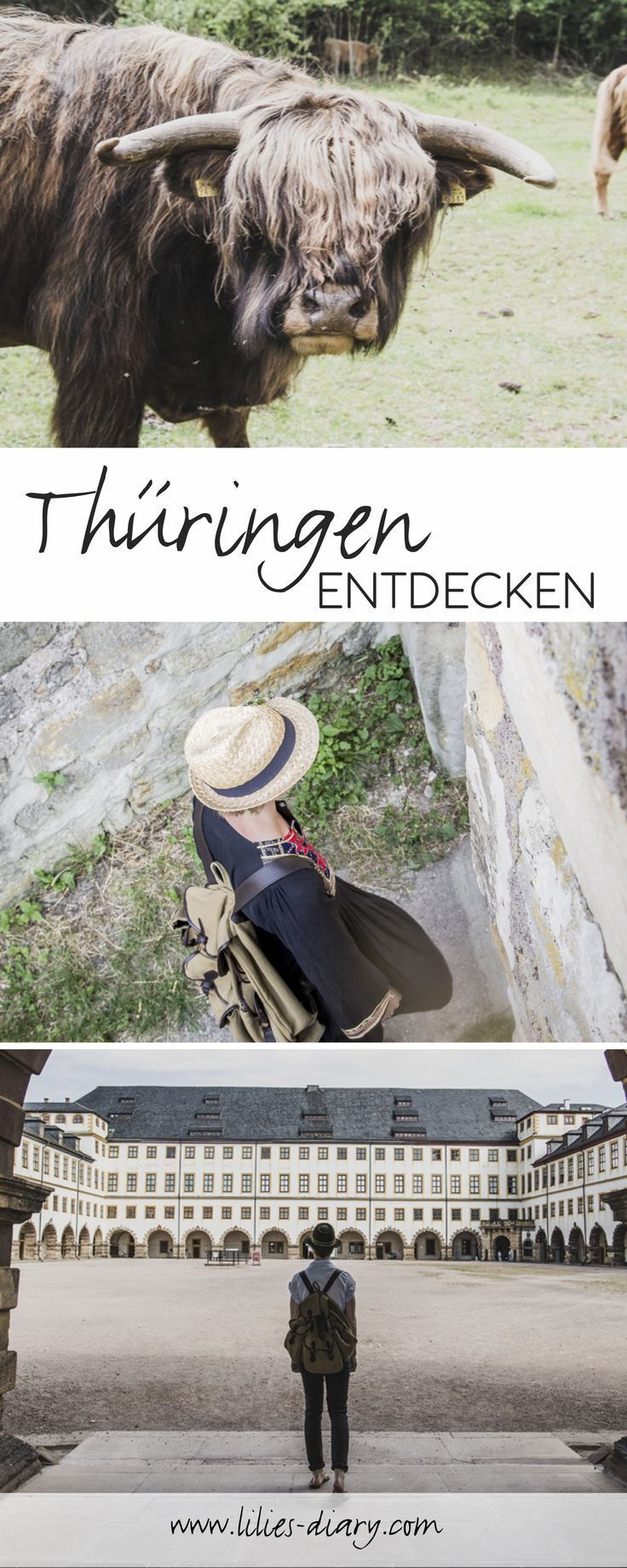 Auf mehr als 2.000 Kilometern führt der Lutherweg durch die Bundesländer Bayern, Hessen, Sachsen, Sachsen-Anhalt und Thüringen.