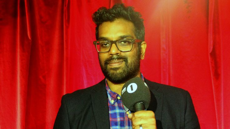 4 minute comedy with Romesh Ranganathan. Contains strong language. (+pla...
