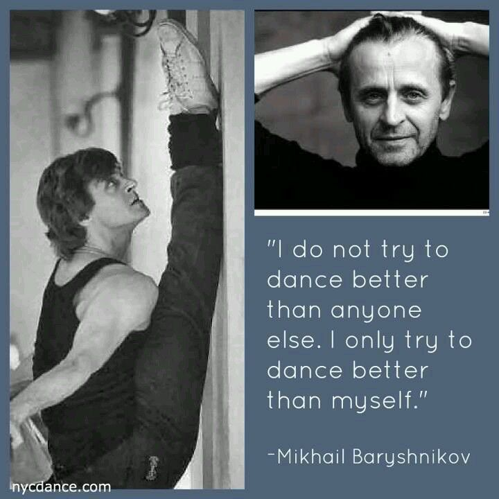 - mikhail baryshnikov