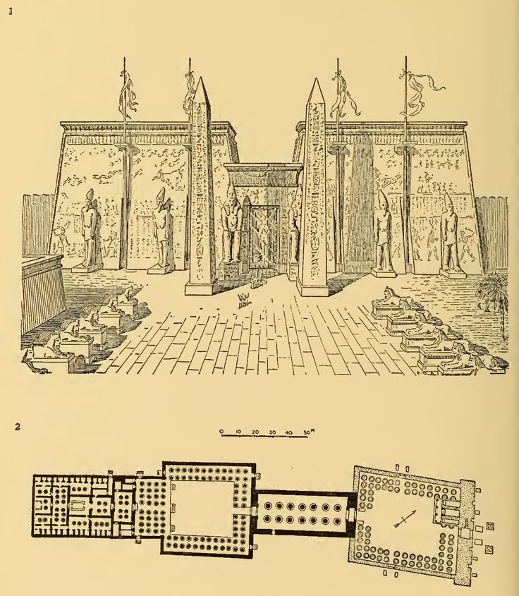108 best architectural plans of ancient egypt images on