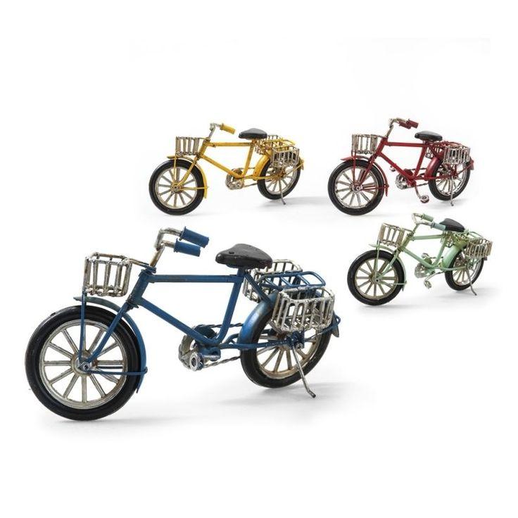 Vintage Bicycle Tin Toy