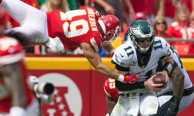Kansas City Chiefs News – 9/17/2017 = Here is your Chiefs News for the week of 9/17/17.....