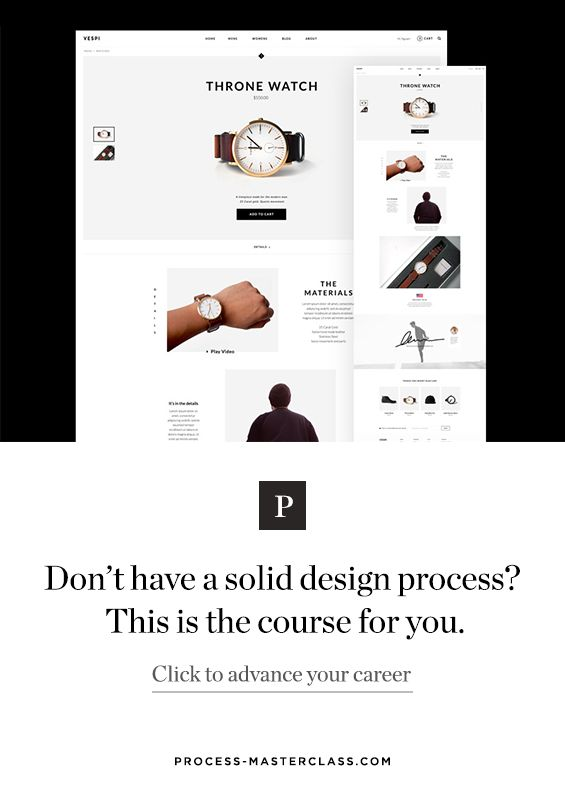 Design Course. UI/UX. Click image to learn more.
