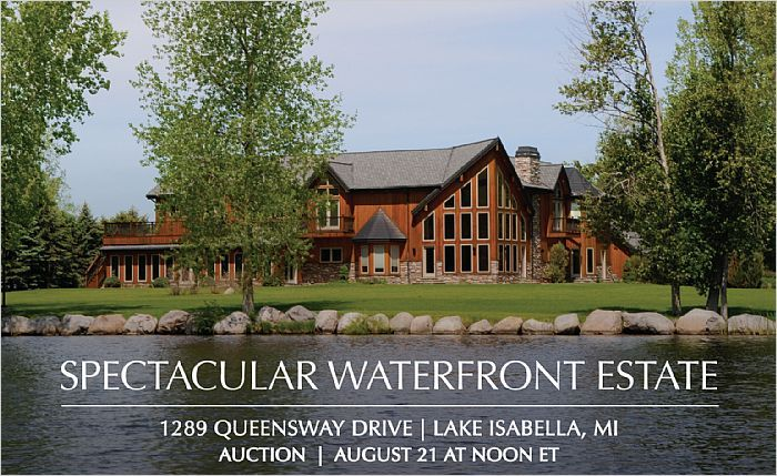 $485,000 - Lake Isabella, MI Home For Sale --- http://emailflyers.net/38743