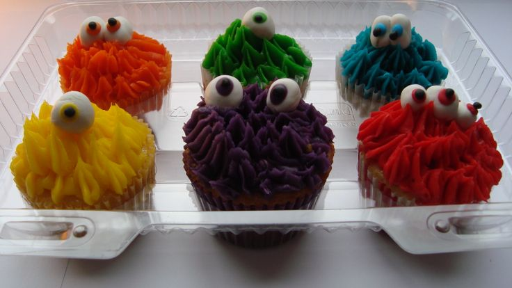 Monstruos Pick Me Bakery