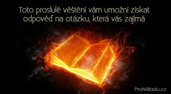 Toto proslulé věštění vám umožní získat odpověď na otázku, která vás zajímá | ProNáladu.cz