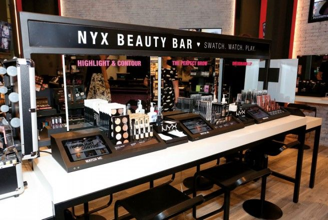 First-ever NYX Cosmetics retail store opens in Southern California