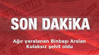 Zeki ARSLAN: KÖR DÖĞÜŞÜ!