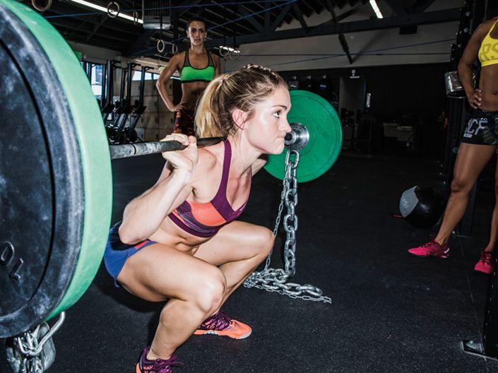 Consigue una nueva meta y empieza a entrenar duro por ella. #BeMoreHuman