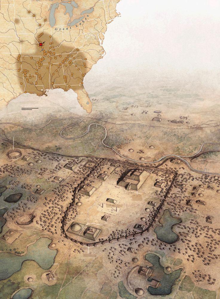 Ancient History Maps New Evidence May