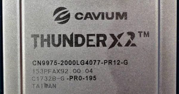 ThunderX2 Success Could Interfere With Marvell And Cavium Hookup #Digital #Tech #Cloud #Data #AI