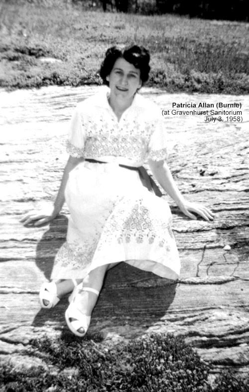 Mother, Patricia Burnie (Allen), b.1912 - d.1966