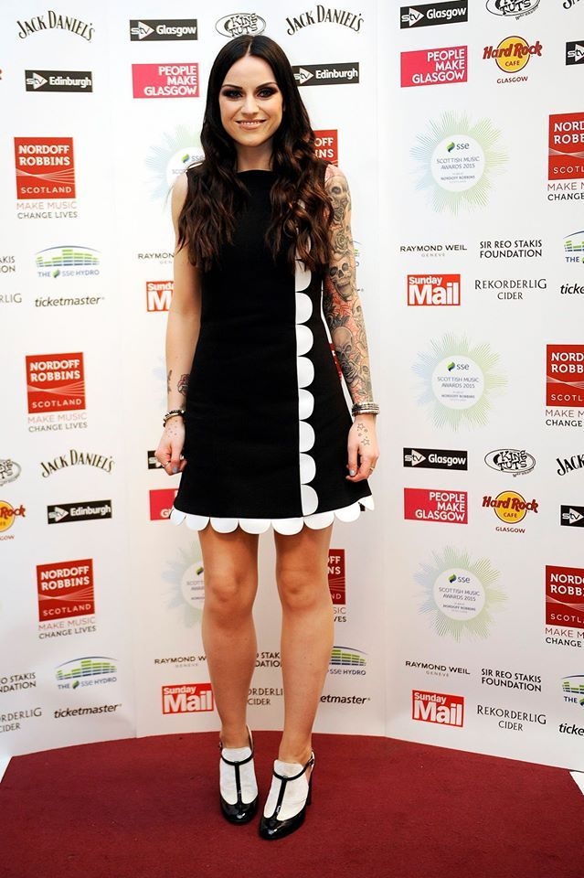 Amy Macdonald - 2015 Scottish Music Awards - https://www.facebook.com/amymacdonaldmusic/photos/a.250733101115.146981.8410911115/10153019463856116/?type=3