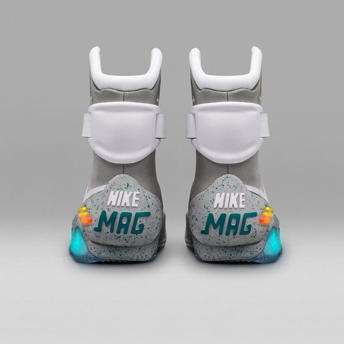 Nike Mag - Raffle at Niketown London