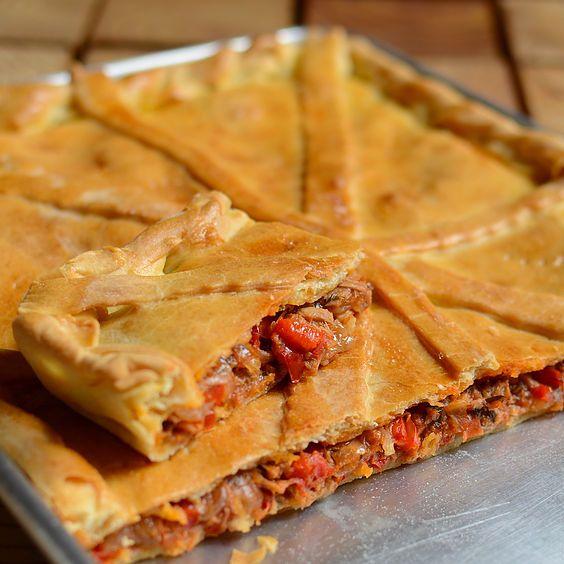 Empanada de Atún | Video receta fácil de preparar para cocinar en casa todos los días
