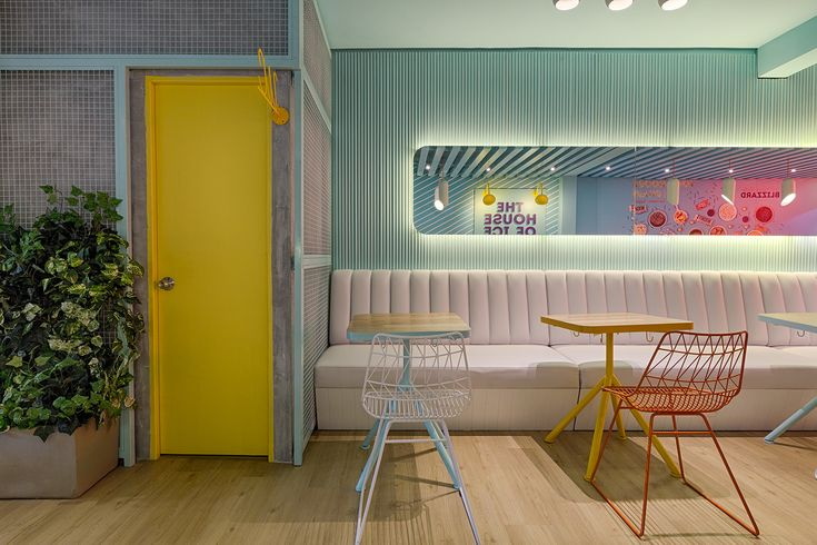SOFT TOUCH - diseño de restaurante on Behance