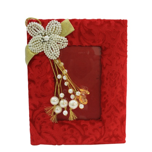 decorated photoframe just for the perfect picture!