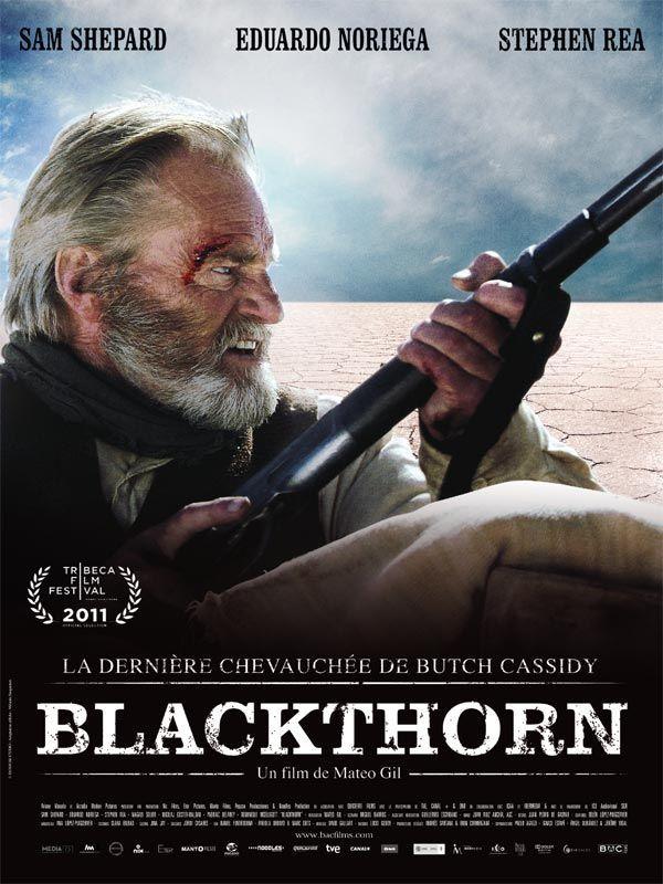 Passé pour mort depuis 1908, Butch Cassidy, le légendaire hors-la-loi, se cache en réalité en Bolivie depuis 20 ans sous le nom de James Blackthorn. Au crépuscule de sa vie, il n'aspire plus qu'à rentrer chez lui pour rencontrer ce fils qu'il n'a jamais connu. Lorsque sur sa route il croise un jeune ingénieur qui vient de braquer la mine dans laquelle il travaillait, Butch Cassidy démarre alors sa dernière chevauchée...