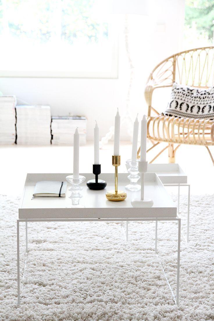 Ruil je salontafel in, kies voor kleine bijzettafeltjes! Je leest het op http://www.stijlhabitat.nl/ruil-je-salontafel-in/ Hay, Normann Copenhagen, Pols Potten, OX Denmarq, Tom Dixon, Zuiver, Ferm Living
