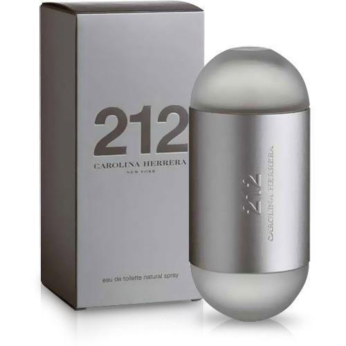 Perfume Carolina Herrera 212 Eau de Toilette Feminino 60ML foto principal