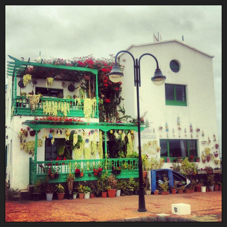 Punta Mujeres - Lanzarote, Spain